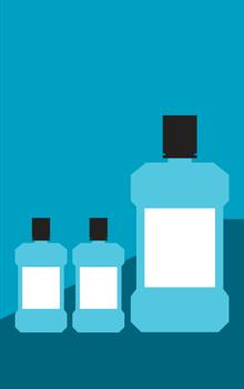 LISTERINE® samples